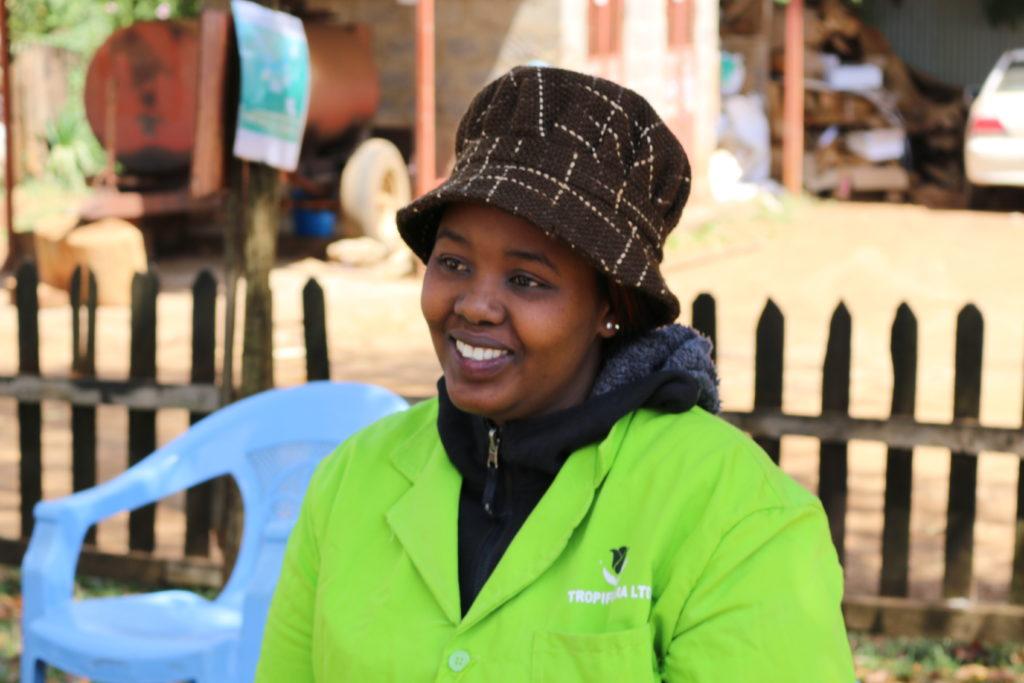 Ruth Wanjiku Muchai