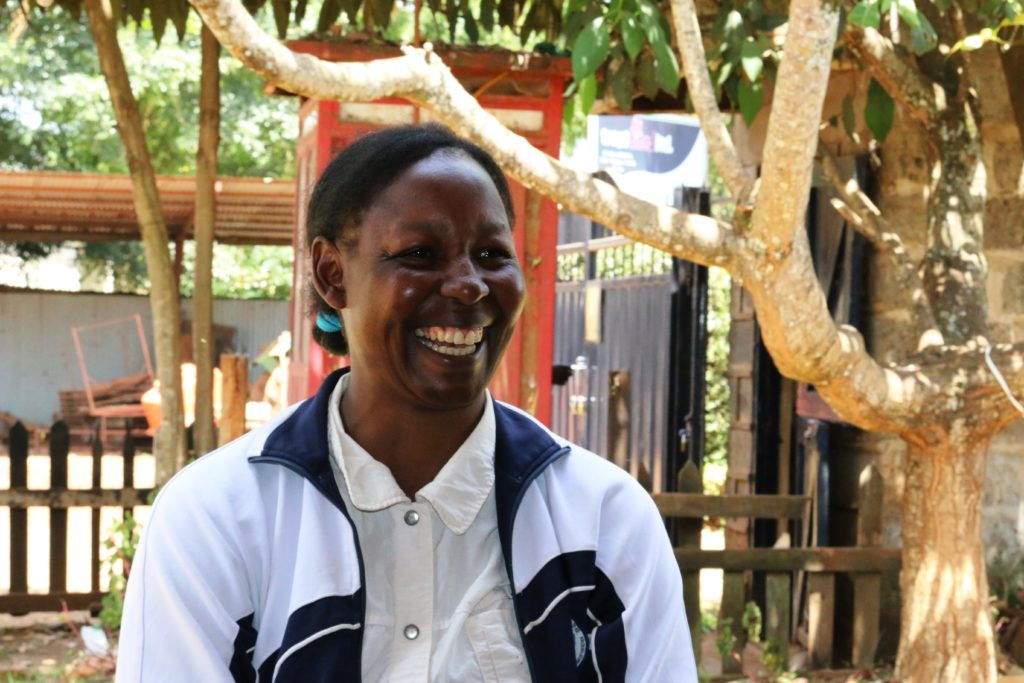 Mirriam Wangari